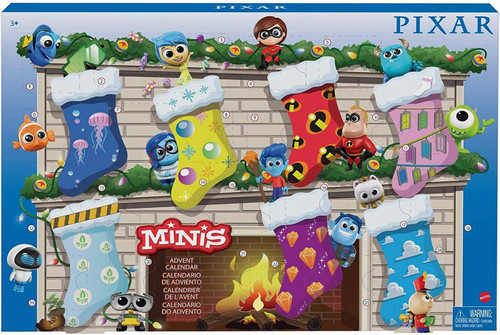 Disney / Pixar Minis 2020 Holiday Pixar Advent Calendar