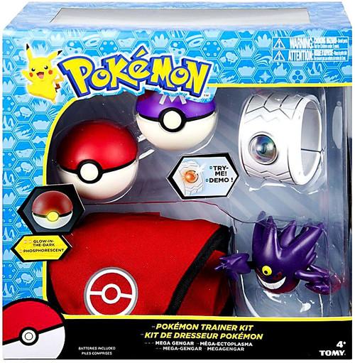 Pokemon Mega Gengar Trainer Kit [Damaged Package]