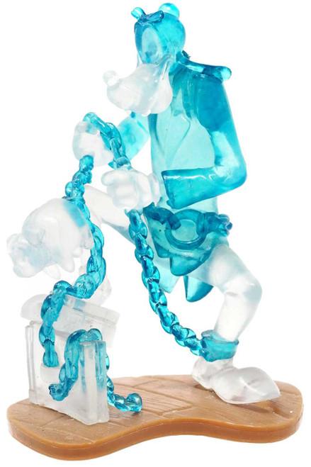 Disney Mickey Mouse Mickey's Christmas Carol Goofy as Jacob Marley's Ghost PVC Figure [Loose]