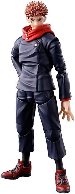 Jujutsu Kaisen S.H. Figuarts Yuji Itadori Action Figure (Pre-Order ships April)
