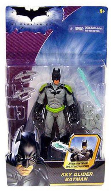 The Dark Knight Batman Action Figure [Sky Glider, Damaged Package]