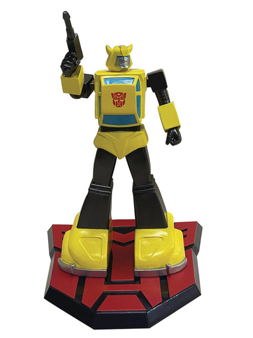 "Transformers Bumblebee 9-Inch 9"" Collectible PVC Figure (Pre-Order ships March)"
