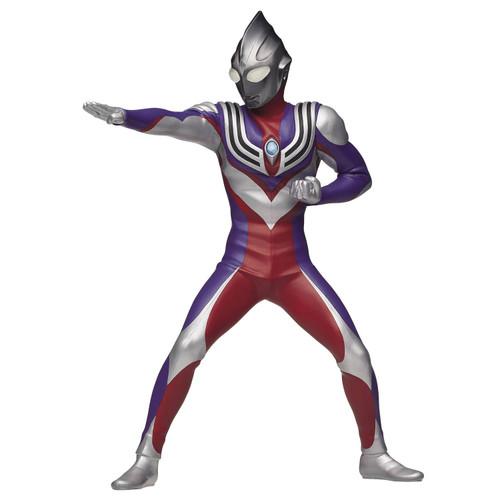 Ultraman Tiga Brave Statue Ultraman Tiga Blast 6-Inch Collectible PVC Figure (Pre-Order ships November)