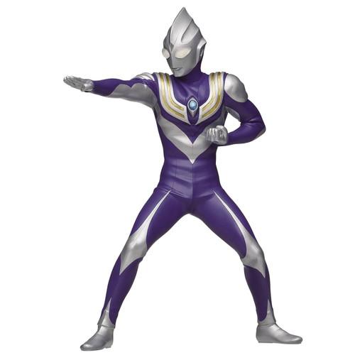 Ultraman Tiga Brave Statue Ultraman Tiga 6-Inch Collectible PVC Figure [Sky] (Pre-Order ships July)
