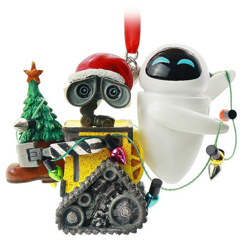 Disney / Pixar Sketchbook WALL-E & E.V.E. Exclusive Ornament