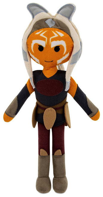Disney Star Wars Galaxy's Edge Ahsoka Tano Exclusive 13-Inch Plush