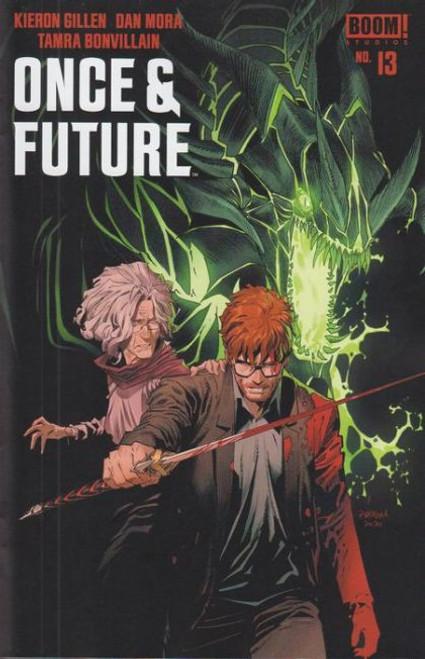 Boom! Studios Once & Future #13A Comic Book