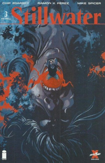 Stillwater (Image Comics) #3 Comic Book