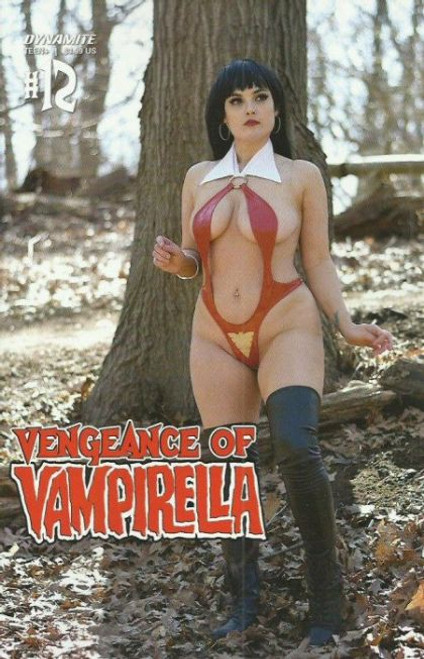 Dynamite Entertainment Vengeance of Vampirella, Vol. 2 #12D Comic Book
