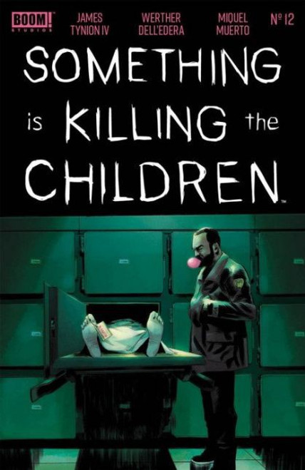 Boom! Studios Something is Killing the Children #12A Comic Book