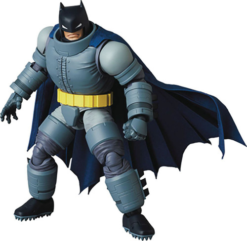 DC The Dark Knight Returns MAFEX Armored Batman Action Figure [The Dark Knight Returns] (Pre-Order ships September)
