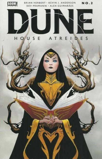Boom! Studios Dune: House Atreides #2A Comic Book
