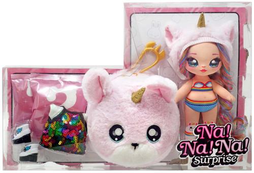 Na! Na! Na! Surprise Series 2 Britney Sparkles Unicorn Figure [Store Display Loose]