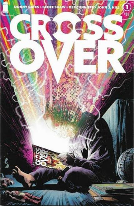 Image Comics Crossover #1 Comic Book [Secret Variant]