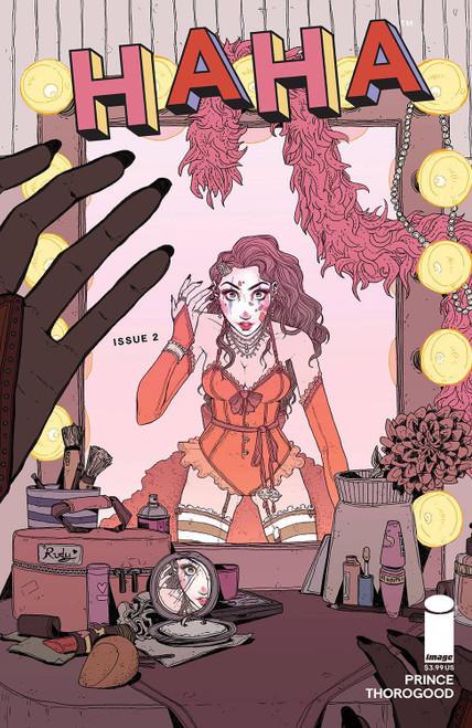 Image Comics Haha #2 Comic Book [Cover A Thorogood] (Pre-Order ships February)