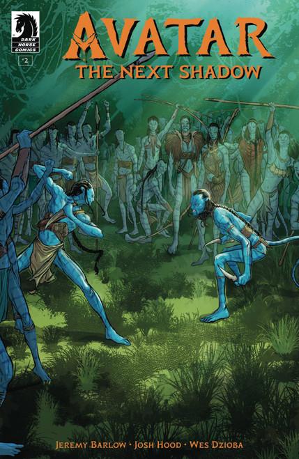 Dark Horse Avatar Next Shadow #2 Comic Book (Pre-Order ships February)