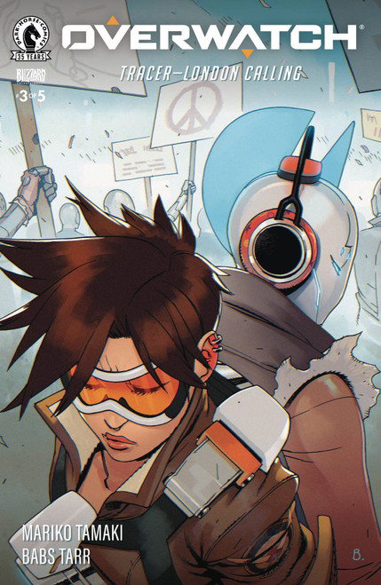 Overwatch Tracer - London Calling #3 of 5 Comic Book (Pre-Order ships February)