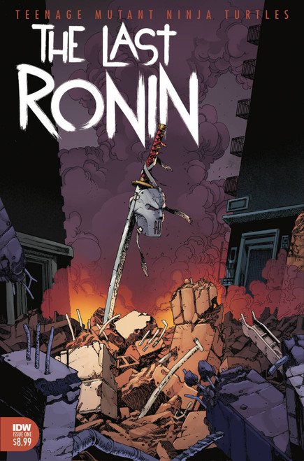 IDW Teenage Mutant Ninja Turtles #3 of 5 Last Ronin Comic Book (Pre-Order ships May)