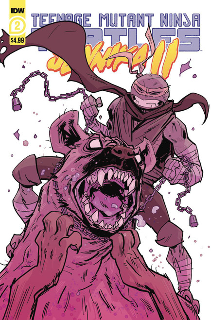 IDW Jennika II #2 Comic Book [Cover A]