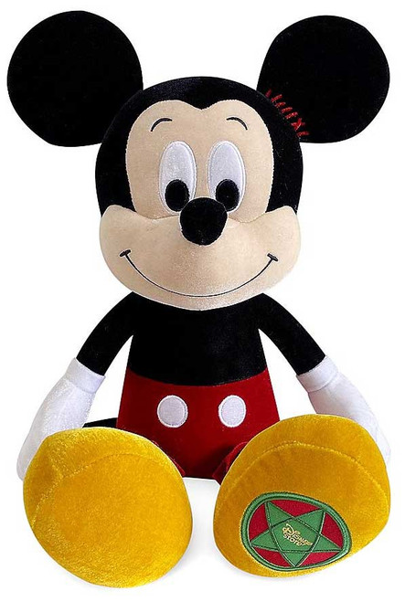 Disney 2020 Holiday Vintage Mickey Mouse Exclusive 17-Inch Plush