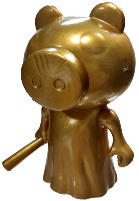 Series 1 Golden Piggy 3-Inch Mini Figure [with DLC Code Loose]