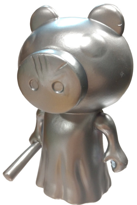 Series 1 Silver Piggy 3-Inch Mini Figure [with DLC Code Loose]