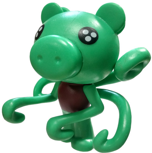 Piggy Series 1 Green Parasee 3-Inch Mini Figure [with DLC Code Loose]