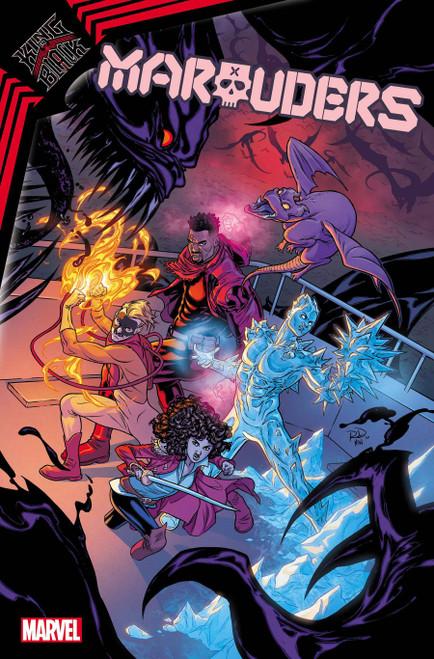 Marvel Comics King in Black Marauders #1 Comic Book [One Shot]