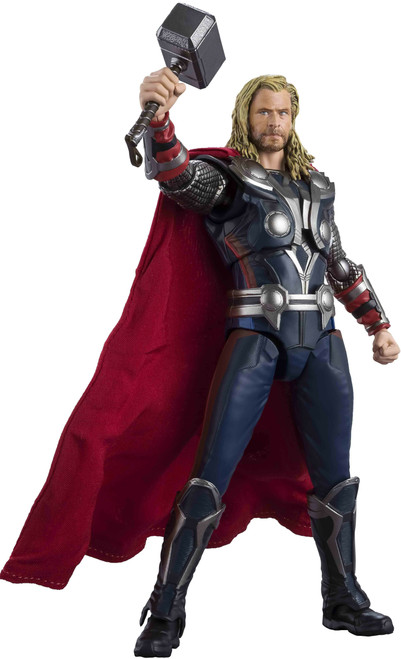 Marvel Avengers S.H. Figuarts Thor Action Figure [Avengers Assemble]