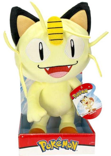 Pokemon Meowth 11-Inch Plush