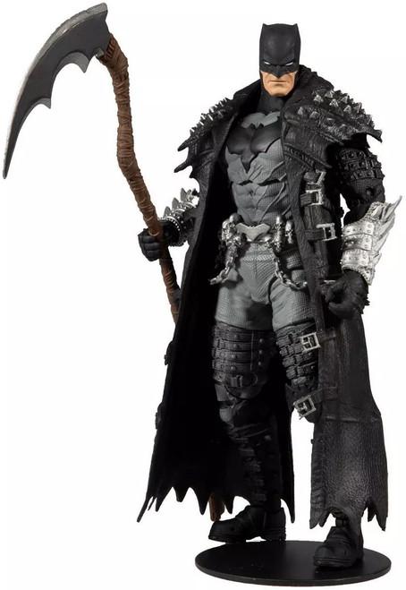 McFarlane Toys DC Multiverse Batman Action Figure [Death Metal]