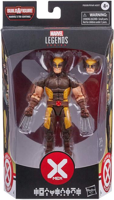 X-Men Marvel Legends Tri-Sentinel Series Wolverine Action Figure
