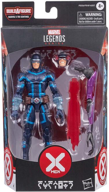 X-Men Marvel Legends Tri-Sentinel Series Cyclops Action Figure