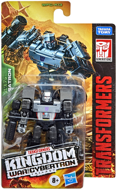 Transformers Generations Kingdom: War for Cybertron Trilogy Megatron Core Action Figure