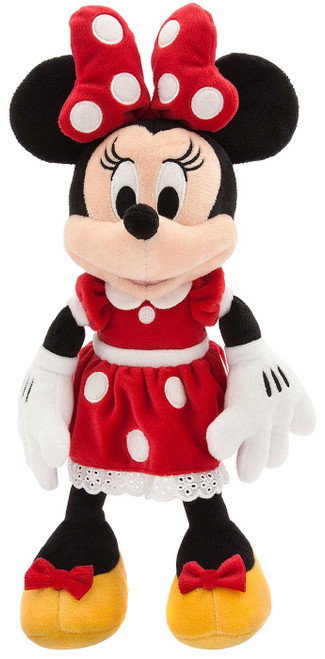 Disney Mickey Mouse Minnie Mouse 14-Inch Plush
