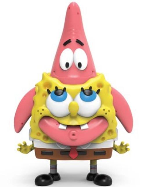 Nickelodeon Spongebob Squarepants Patrick 8-Inch Medium Art Figure [BFF's] (Pre-Order ships October)