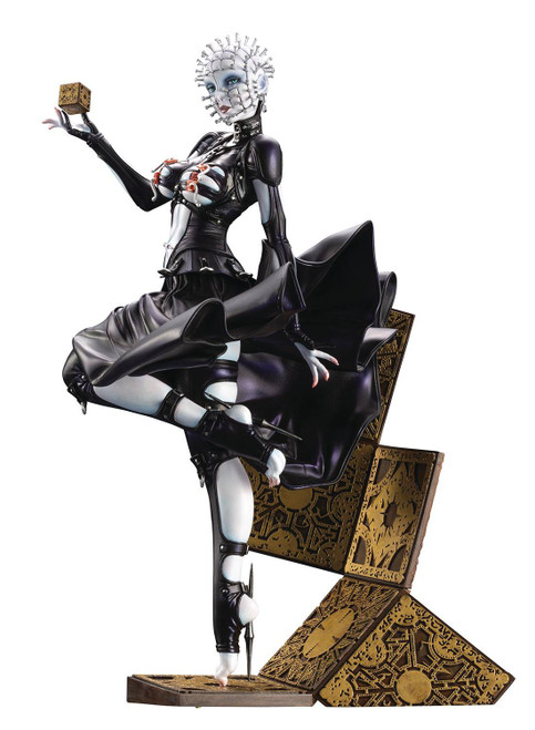 Hellraiser III: Hell on Earth Bishoujo Pinhead 9.1-Inch Statue [Damaged Package]