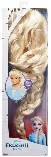 Disney Frozen 2 Elsa Wig Dress Up Toy [Damaged Package]