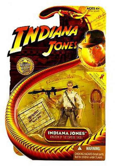 Raiders of the Lost Ark Series 2 Indiana Jones Action Figure [With RPG, Damaged Package]