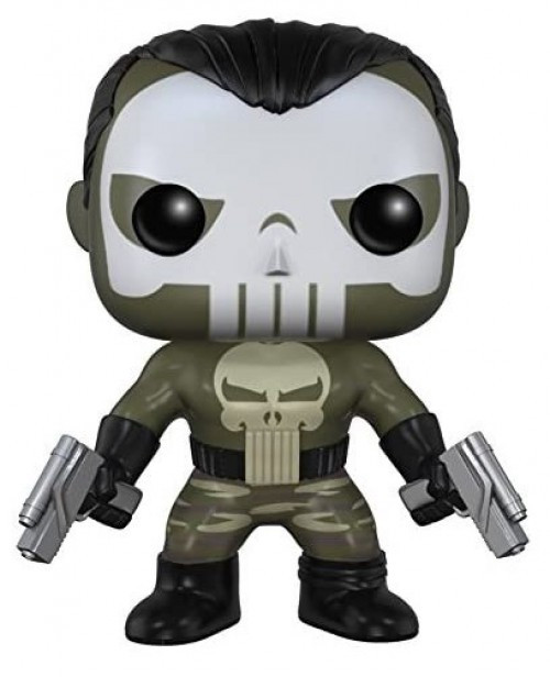 Funko POP! Marvel Nemesis Punisher Vinyl Bobble Head #118 [Loose]