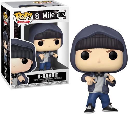 Funko 8-Mile POP! Movies Eminem B-Rabbit Vinyl Figure #1052