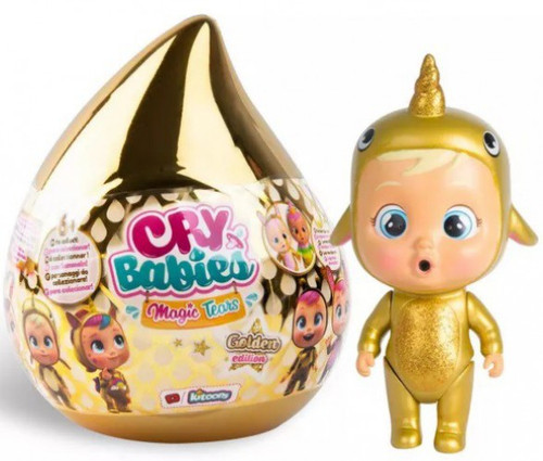 Cry Babies Golden House Edition Magic Tears Exclusive Mystery Pack
