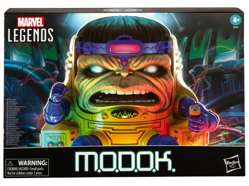 Marvel Legends MODOK Deluxe Action Figure (Pre-Order ships May)