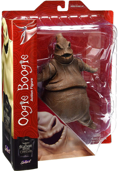 Nightmare Before Christmas Select Series 1 Oogie Boogie Action Figure [2015 Edition]