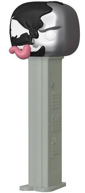 Funko Marvel POP! PEZ Venomized Silver Surfer Exclusive Candy Dispenser [Grey]