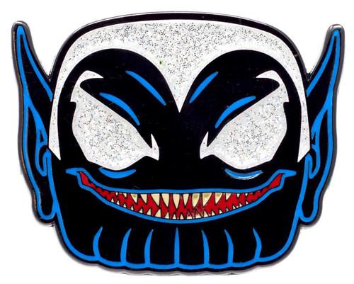 Funko Marvel Venomized Scrull Exclusive 1.5-Inch Pin [Glitter]