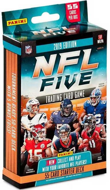 NFL Five 2019 Starter Deck
