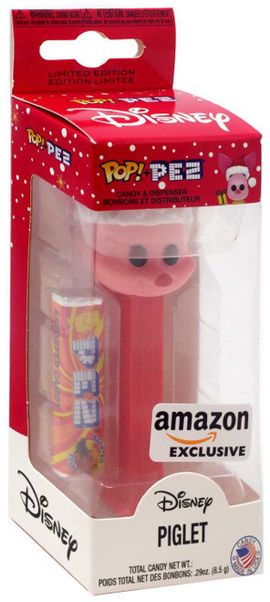 Funko Disney POP! PEZ Piglet Exclusive Candy Dispenser [Holiday Collector Box]