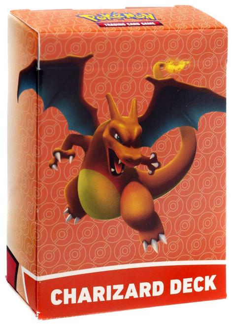 Pokemon Trading Card Game Charizard-GX 60-Card Deck