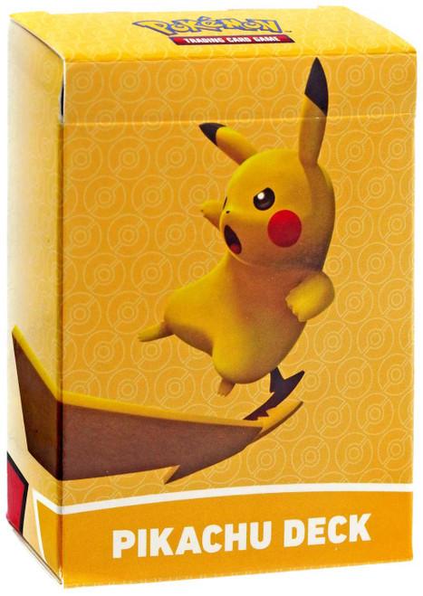 Pokemon Trading Card Game Raichu-GX 60-Card Deck [Pikachu]